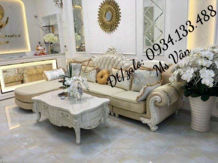 Những mẫu sofa góc cổ điển rẻ đẹp nhất hiện nay11