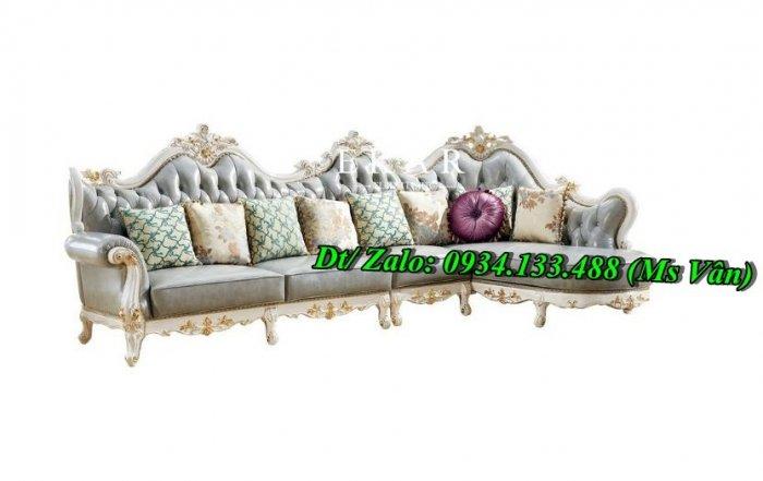 Những mẫu sofa góc cổ điển rẻ đẹp nhất hiện nay9