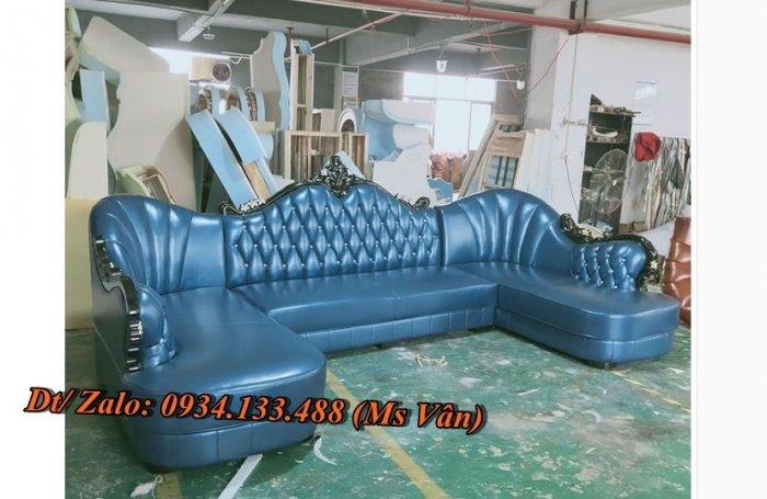 Những mẫu sofa góc cổ điển rẻ đẹp nhất hiện nay8