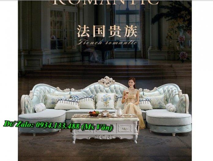 Những mẫu sofa góc cổ điển rẻ đẹp nhất hiện nay7