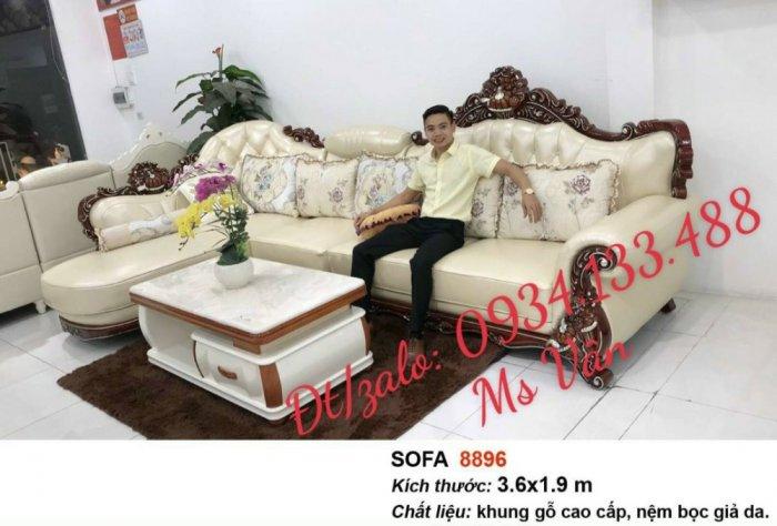 Những mẫu sofa góc cổ điển rẻ đẹp nhất hiện nay6