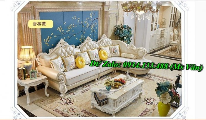 Những mẫu sofa góc cổ điển rẻ đẹp nhất hiện nay4