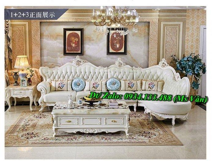 Những mẫu sofa góc cổ điển rẻ đẹp nhất hiện nay3