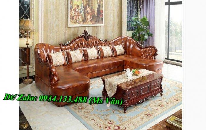 Những mẫu sofa góc cổ điển rẻ đẹp nhất hiện nay2