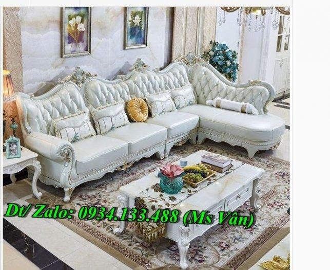 Những mẫu sofa góc cổ điển rẻ đẹp nhất hiện nay0