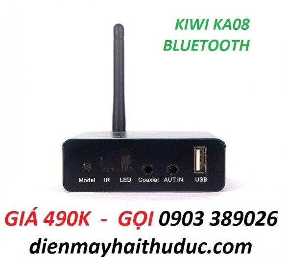 Bộ chuyển Optical Kiwi KA08 hỗ trợ Bluetooth xa đến 10m, USB phát nhạc MP31