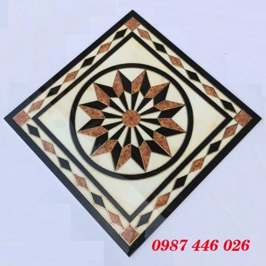 Chiếu nghỉ, gạch thảm sàn, gạch hoa văn lát nền trang trí HP62097