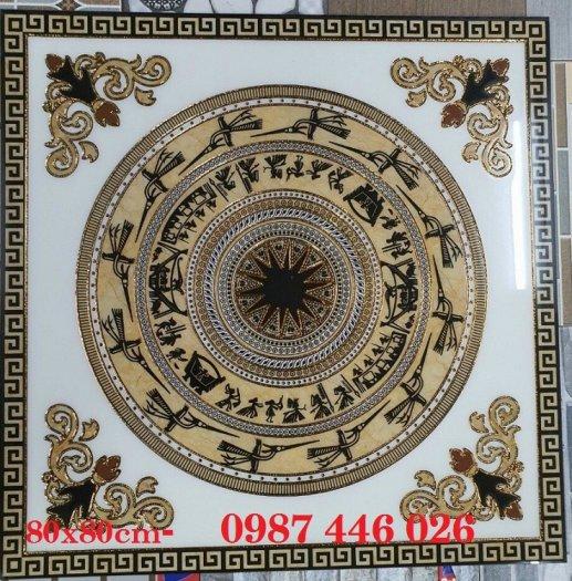 Chiếu nghỉ, gạch thảm sàn, gạch hoa văn lát nền trang trí HP62094