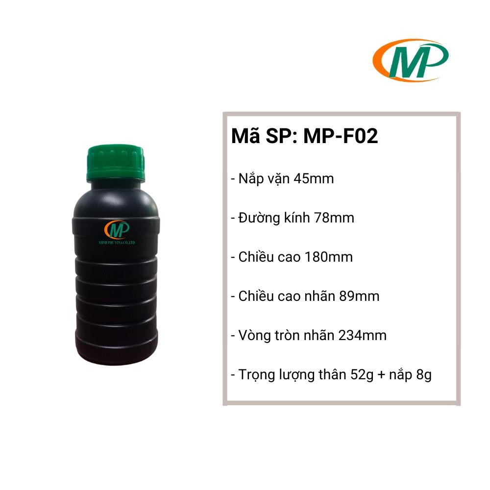 Chai nhựa HDPE2