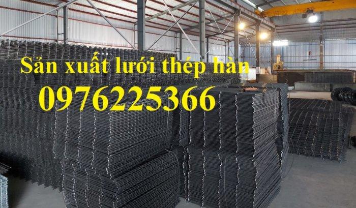 Lưới thép hàn D6A200, D8A200 giá tốt1