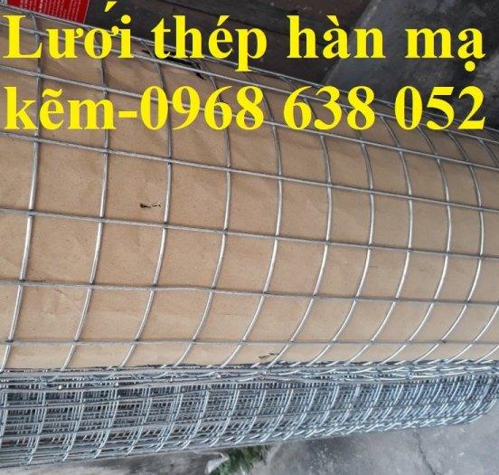 Lưới thép hàn mạ kẽm giá tốt tại Hà Nội14