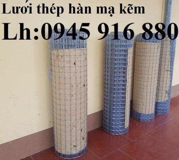 Lưới thép hàn mạ kẽm giá tốt tại Hà Nội12