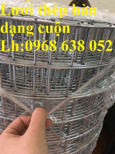 Lưới thép hàn mạ kẽm giá tốt tại Hà Nội11