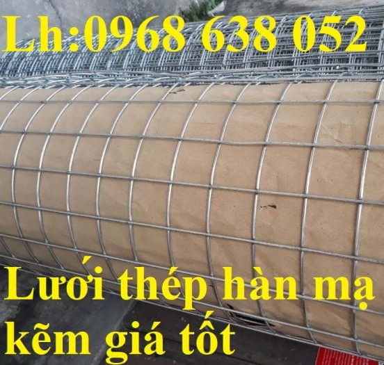 Lưới thép hàn mạ kẽm giá tốt tại Hà Nội9