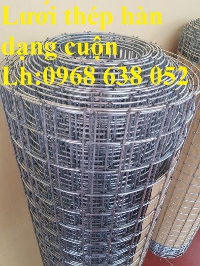 Lưới thép hàn mạ kẽm giá tốt tại Hà Nội8
