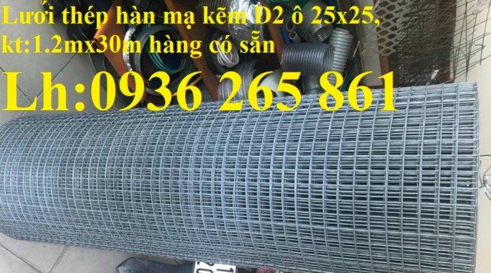 Lưới thép hàn mạ kẽm giá tốt tại Hà Nội5