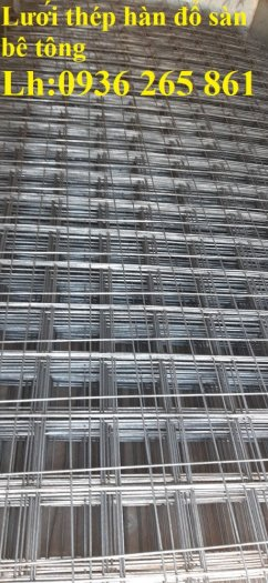 Lưới thép hàn mạ kẽm giá tốt tại Hà Nội4