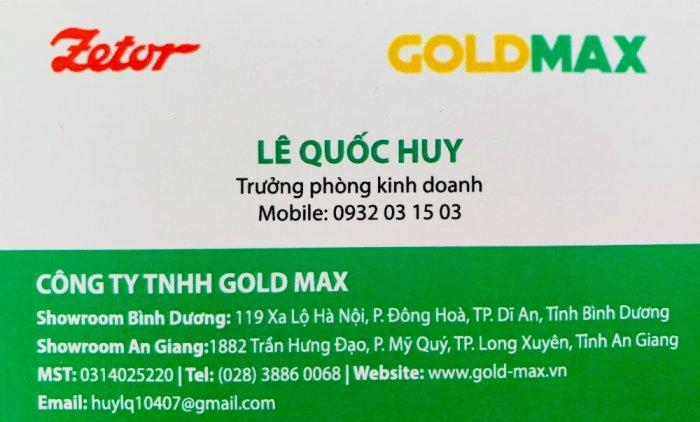 Máy cuốn rơm GoldMax nhập khẩu chất lượng giá tốt0