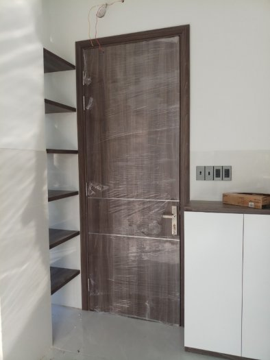 Cửa gỗ MDF phủ Melamine2