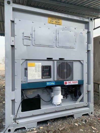 Container lạnh 10feet âm 18 độ1
