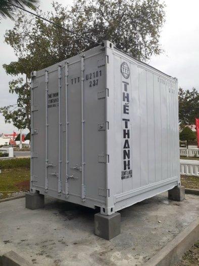 Container lạnh 10feet âm 18 độ0