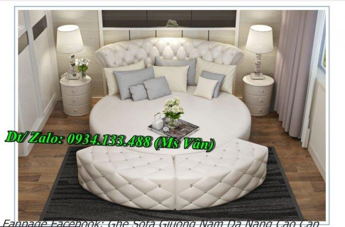 Top 10 mẫu gường tròn đẹp kiểu dáng sành điệu nhất hiện nay9