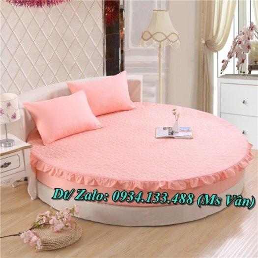 Top 10 mẫu gường tròn đẹp kiểu dáng sành điệu nhất hiện nay7