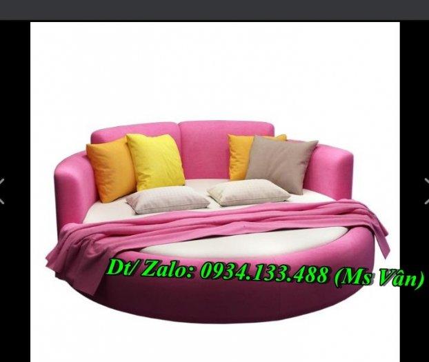 Top 10 mẫu gường tròn đẹp kiểu dáng sành điệu nhất hiện nay6