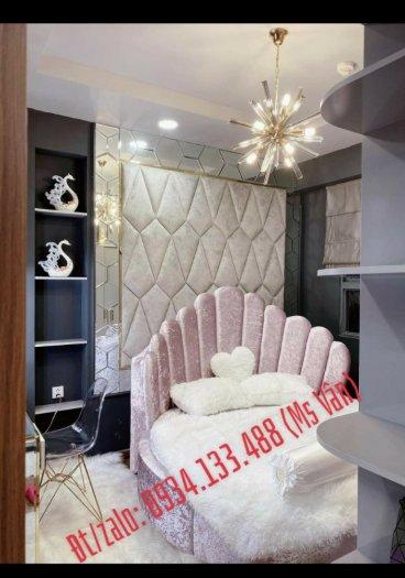 Top 10 mẫu gường tròn đẹp kiểu dáng sành điệu nhất hiện nay5