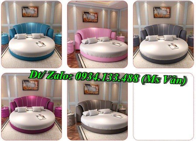 Top 10 mẫu gường tròn đẹp kiểu dáng sành điệu nhất hiện nay2