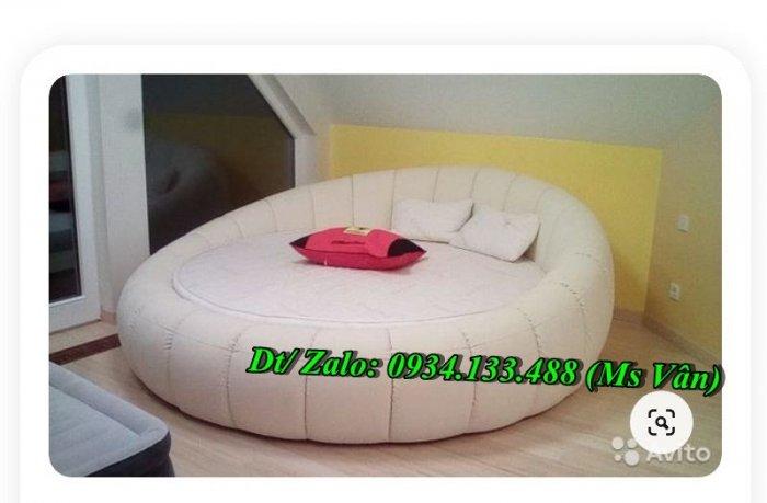 Top 10 mẫu gường tròn đẹp kiểu dáng sành điệu nhất hiện nay1