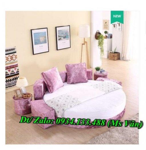 Top 10 mẫu gường tròn đẹp kiểu dáng sành điệu nhất hiện nay0