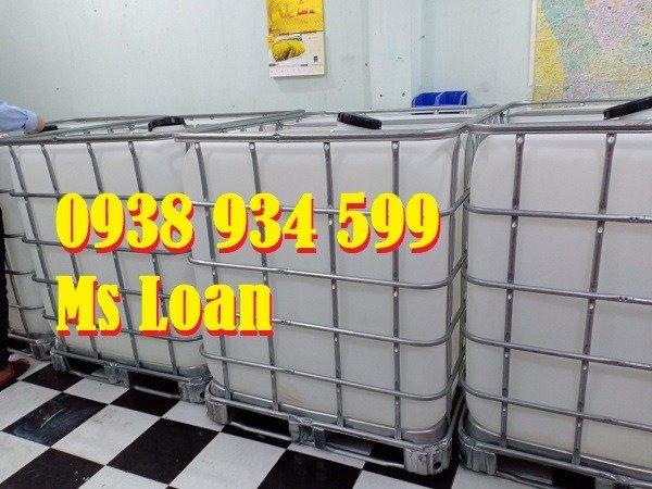 Tank nhựa 1000 lít giá rẻ, chất lượng tại Hồ Chí Minh10