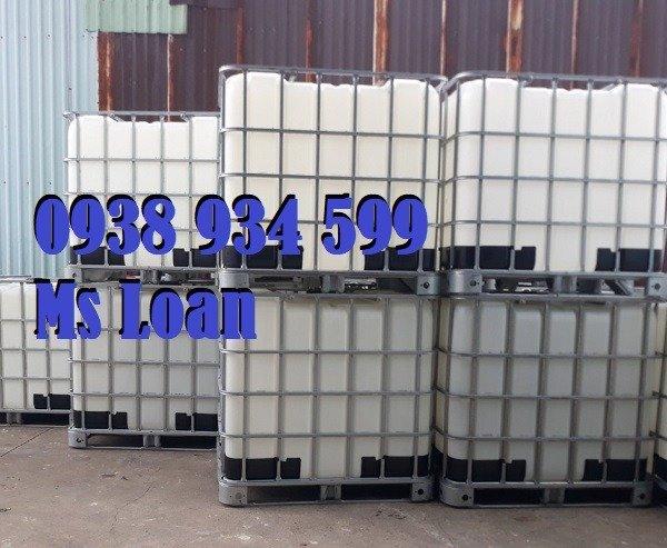 Tank nhựa 1000 lít giá rẻ, chất lượng tại Hồ Chí Minh6