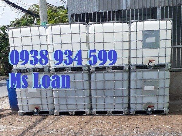 Tank nhựa 1000 lít giá rẻ, chất lượng tại Hồ Chí Minh1