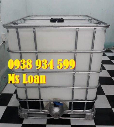Tank nhựa 1000 lít giá rẻ, chất lượng tại Hồ Chí Minh0