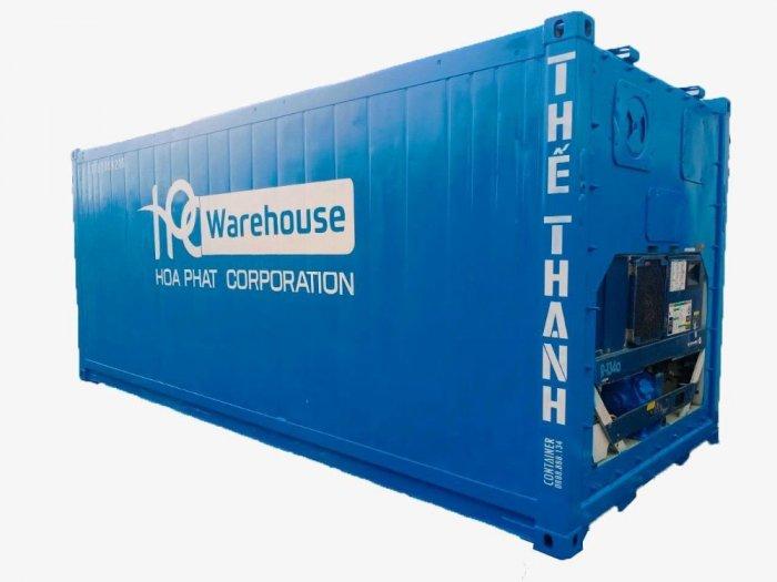 Container lạnh bảo quản hàng hóa0