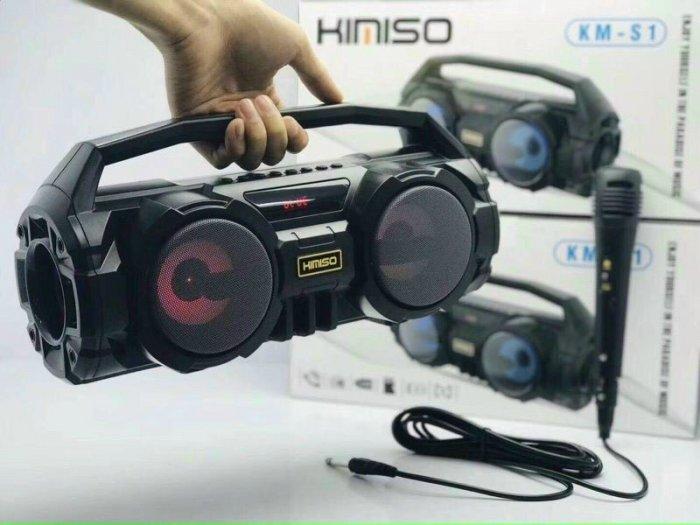 Loa Bluetooth KIMISO KM - S10