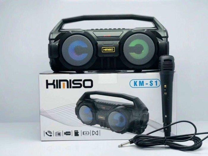 Loa Bluetooth KIMISO KM - S12
