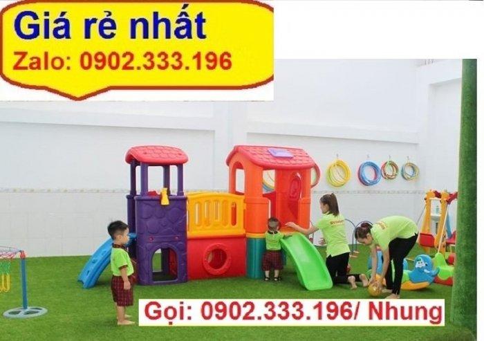 Chuyên thiết kế khu vui chơi trẻ em, khu vui chơi liên hoàn trong nhà6