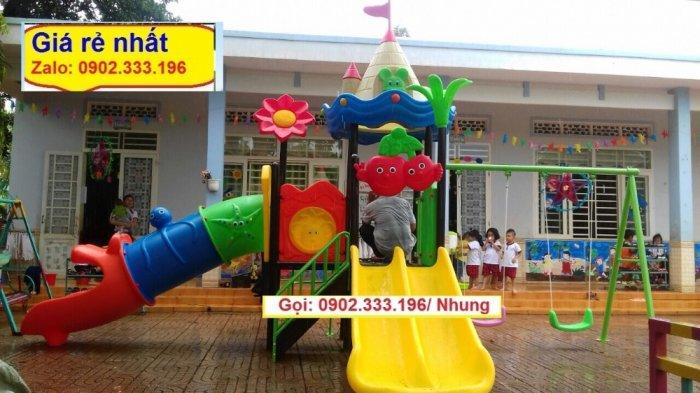 Chuyên thiết kế khu vui chơi trẻ em, khu vui chơi liên hoàn trong nhà4