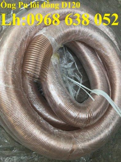 Bán ống Pu lõi đồng phi180 dùng lắp quạt hút bụi công nghiệp13