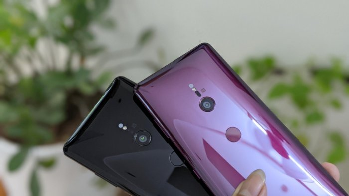 Điện thoại Sony XZ3 1 SIM Giá tốt tại Zinmobile .5
