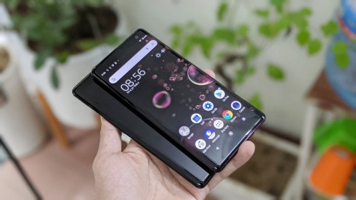 Điện thoại Sony XZ3 1 SIM Giá tốt tại Zinmobile .2