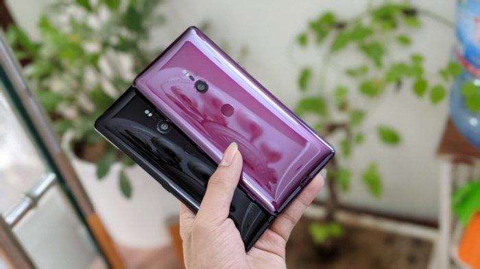 Điện thoại Sony XZ3 1 SIM Giá tốt tại Zinmobile .1