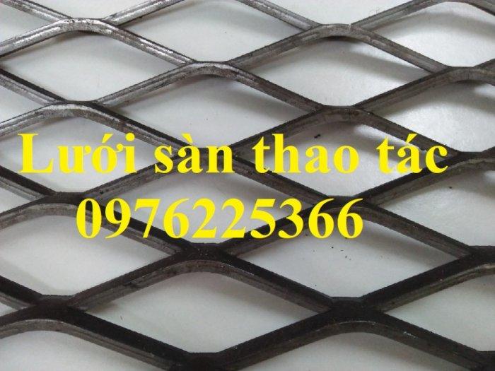 Lưới quả trám, lưới dập giãn, lưới thép hình thoi 1ly, 2ly, 3ly, 4ly, 5ly  có sẵn hàng0