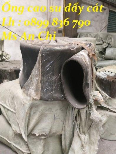 Ống cao su bố vải , hút nước chịu áp lực D2504