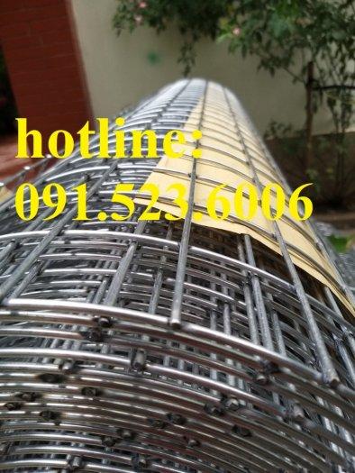 Công ty chuyên sản xuất lưới thép hàn mạ kẽm D3 ô 50x50 khổ 1m x 15m/ cuộn giá rẻ