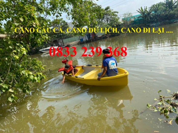 Phân phối Xuồng cano, cano cho 2 người, Cano du lịch8