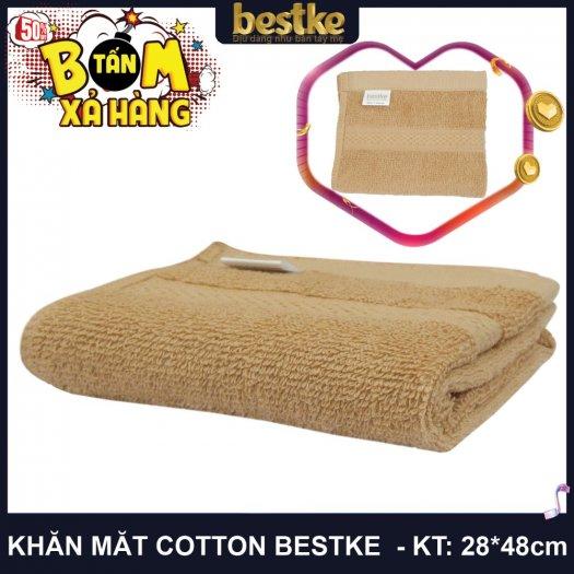 Khăn Mặt Cotton, Mềm Mại và Siêu Thấm Hút Nước KT 28cm*48cm10